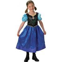 Disney Frozen, Anna Maskeradklänning, Storlek Large