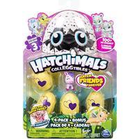 Hatchimals, Colleggtibles 4-pack + bonus