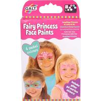 Galt, Ansigtsmaling, Fairy Princess Face Paints