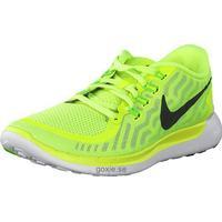Titta snyggt Nike Free 5.0 Volt Green (Grön) Herr