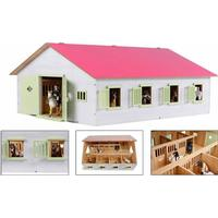 Kids Globe Horse Stable with 7 Boxes 610189