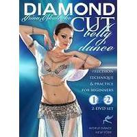 Diamond Cut Bellydance - Precision Technique & Practice For Beginners With Irina Akulenko