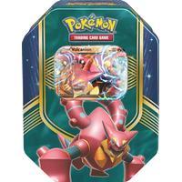 Pokémon Poke Tin Box 2016 Fall, Volcanion, Pokémon