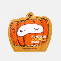 Ansiktsmask - Pumpkin 24K Gold