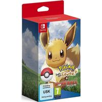 Pokemon Lets Go Eevee inkl. Poke Ball Plus