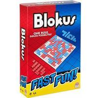 Fast Fun Blokus - Nederlands Deutsch Francais Italiano English