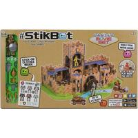 StikBot Zanimation Film Set Castle