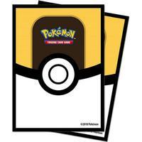 Pokémon, Deck Protector Sleeves Ultra Pro, Ultra Ball - 65st