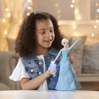 Frozen Elsa med Ljuseffekter