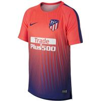 Fotbollströja Atletico de Madrid Dri-FIT Squad för ungdom - Röd