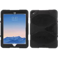 iPad Air 2 - GRIFFIN Survivor Military Hybrid cover - Svart