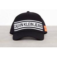 Calvin Klein Jeans J Reflective Cap M Kepsar Black
