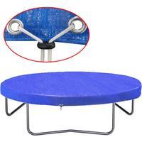 vidaXL trampolindække PE 450-457 cm 90 g/m