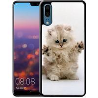 Huawei p20 mobilskal cat