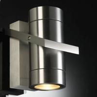 Turn up/down (IP54) væglampe illumina