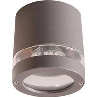 L & K Design FOCUS 1xGU10 loftlampe Antracit