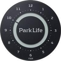 Park Life Eletronisk Parkeringsskive - Sort