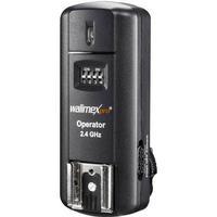 Walimex Pro Trådløs adapter Walimex Pro Funkauslöser und Empfänger 20009