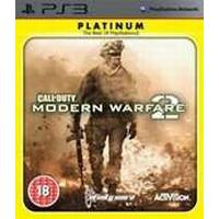 Call of Duty: Modern Warfare 2 - Platinum (Playstation 3)