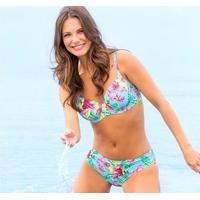 Trofé Las Palmas Bikini TOP + TRUSSE Turquoise