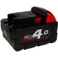 Batteri til Slagngle Milwaukee M18 FID-502X 4,0Ah Original