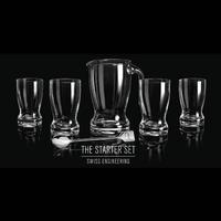 Novis - Pitcher & Glasses Novis - Kande og Glas