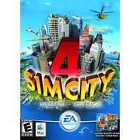 simCity 4 Deluxe Edition Origin CD Key