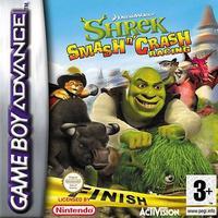 Shrek Smash n Crash Racing (Ny Inplastad) - Gameboy Advance (brugt)