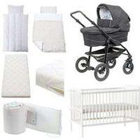 BabyTrold startpakke - Supreme - Sort