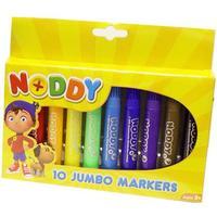 Noddy 10 Jumbo Markers | Arts & Crafts