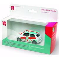Corgi Mini Cooper - London 2012 Special Edition