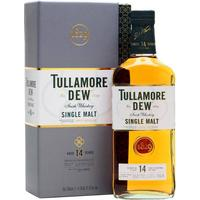 Tullamore Dew 14 år Triple distilled Irish Single Malt Whiskey 41,3%