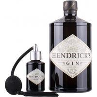 Hendrick's Gin, Scotland 41,4% 70cl Gavesæt + Forstøver