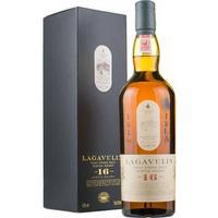 Lagavulin 16 år Single Islay Malt Whisky 43%