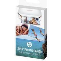 HP ZINK Sticky-Backed Photo Paper - fotopapir - 20 ark - 50 x 76 mm - 290 g/m Hvid
