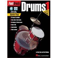FastTrack Drum Method: Starter Pack (Book/Online Audio & Video)