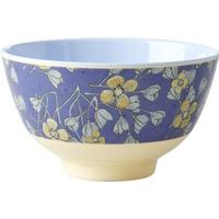 Flowers Printed Bowl