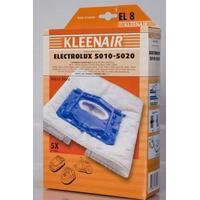 Kleenair Støvsugerposer EL 8
