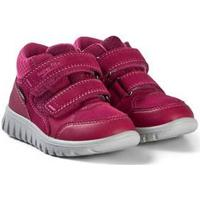 the best attitude 45d4c 780cd Superfit Sport 7 Gore-Tex Shoes Red and Pink Barnskor 20 EU
