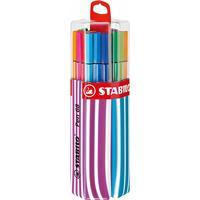 Tusser STABILO Pen 68 - 20 stk - Twin Pack