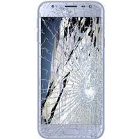 Samsung Galaxy J3 (2017) Skærm Reparation - LCD/Touchskærm - Blå