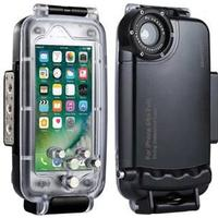 HAWEEL Vandtæt Undervandshus/ 40 m - iPhone 6 Plus / iPhone 6s Plus