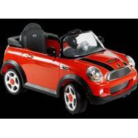 Mini Cooper S elektrisk bil