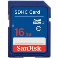 SanDisk Standard -Flash-Speicherkarte- 16 GB