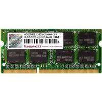 Transcend TS512MSK64V3NSpeichermodul 4 GBDDR3 1333MHz