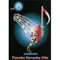 Danske Karaoke Hits Vol. 1 CDG