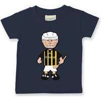 The GAA Store Kilkenny Baby Mascot Tee - Boys - Hurling - Navy