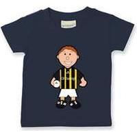 The GAA Store Kilkenny Baby Mascot Tee - Boys - Football - Navy