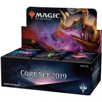 Magic The Gathering: Core Set 2019 Booster Box 36-Pack. Kort
