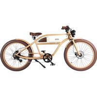 Michael Blast Ebike - GreaseR Electric Bike - Sand/White, Michael Blast Ebike